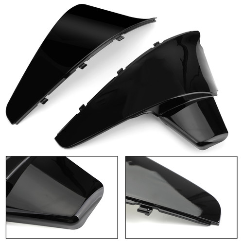 ABS Battery Side Fairing Cover For Honda Shadow VT600 VLX 600 STEED400 1988-1998 Black