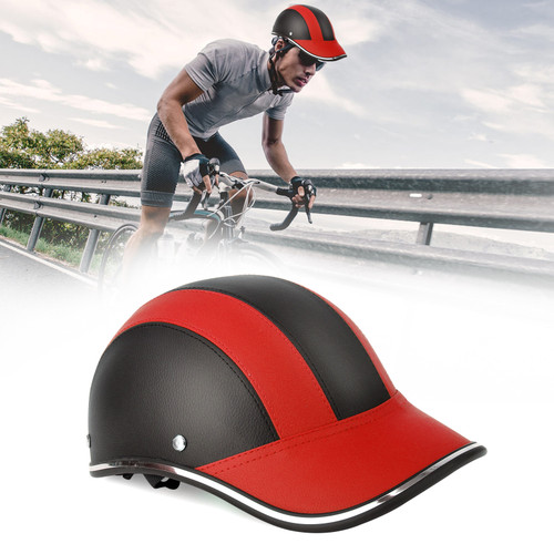 Unisex Bicycle Helmet MTB Road Cycling Mountain Bike Sports Safety Helmet Red