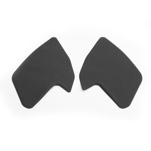 Side Gas Knee Grip Protector Traction Tank Pads For BMW G310GS G 310 GS Black