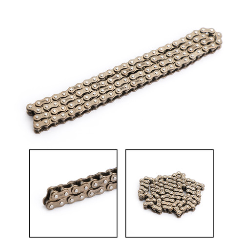 Timing Cam Chain For For Honda ATC125M 86-87 TRX125 FourTrax 125 85-88 ATC185 79-83 XL125 74-78 CT125 77-86 XL100 76-78 TL125S 76 CT125 Trail 77 Gold