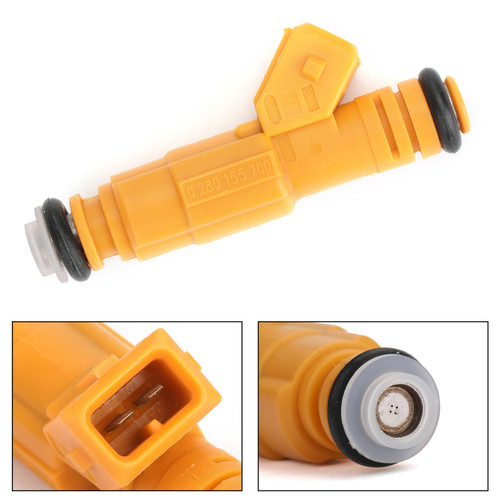 Fuel Injectors For Cherokee 89-98 Grand Cherokee 93-98 Wrangler 91-98 Comanche 87-91 Yellow