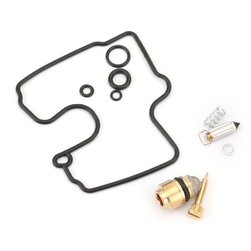 Carburetor Carb Repair Rebuild Kit For KAWASAKI Ninja ZX6R ZX600J 00-02 ZX600G 88-89 ZZR600 07-08 ZZR600 05