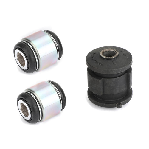 3Pcs Rear Arm Assembly Knuckle Bushing For Toyota Highlander Camry Avalon Lexus