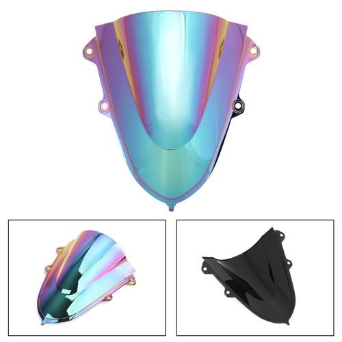 ABS Windshield WindScreen For Yamaha YZF R15 V3 17-19 Iridium