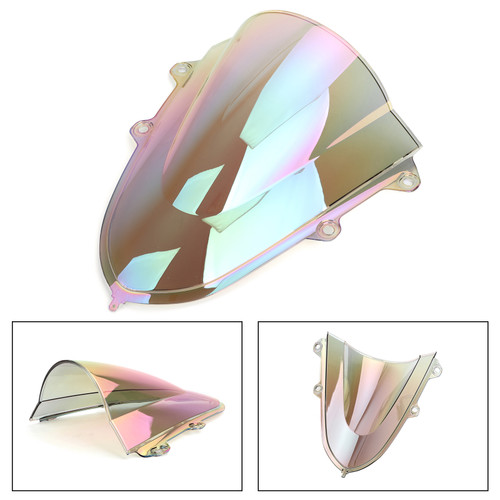 ABS Windshield WindScreen For Yamaha YZF R15 V3 17-19 WI