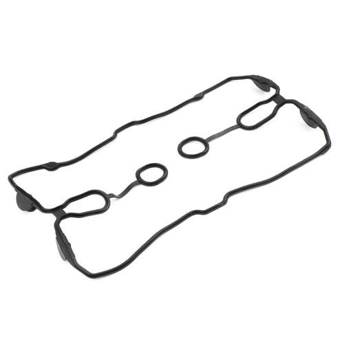 Cylinder Head Cover Gasket for Honda CB400SF NC31 92-98 CB400F CB-1 CB1 NC27 89-90 Black