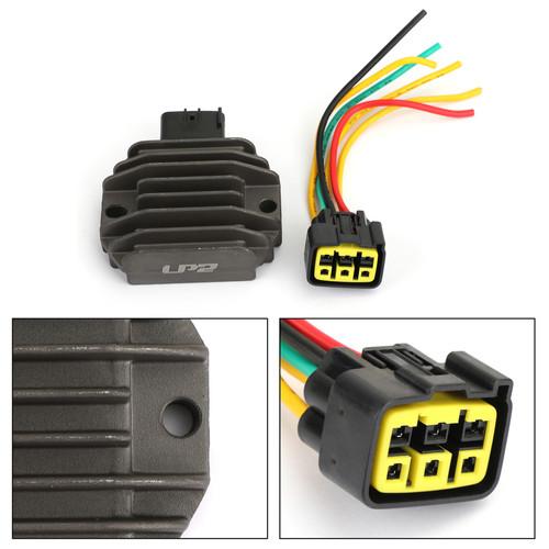 Regulator Rectifier for Suzuki DF25A 12-17 DF30A 15-17 DF40A 11-17 DF50A 10-17 DF50AV DF60AV 14-17 DF40 05-10