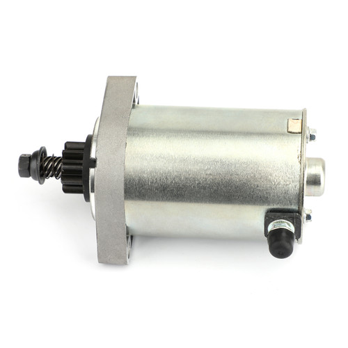 Starter for Kawasaki 21.5-24Hp FR651V FR691V FR730V FS481V Zero Turn Mower Silver