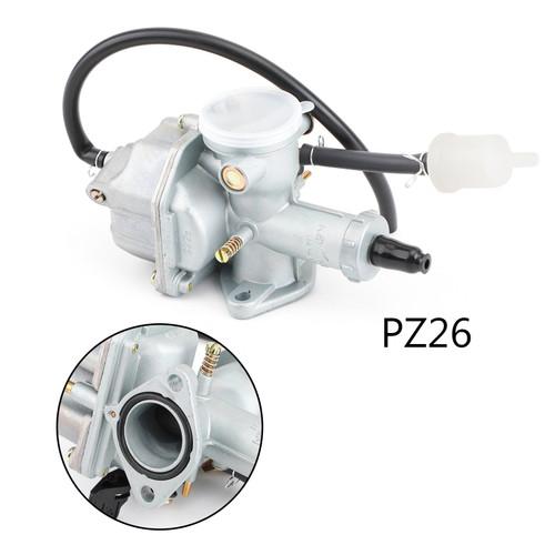 PZ26 Carb Carburetor for GY6 150cc ATV QUAD Go-Kart Buggy and Dirt bike 26mm Intake