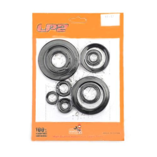 9pcs Engine Oil Seal Kit Set for Honda CRF450R crf450r CRF-450R 2009-2014