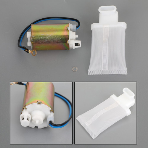 Fuel Pump & Strainer Filter for Suzuki GSX-R600 GSXR600 97-00 GSX-R750 GSXR750 96-99