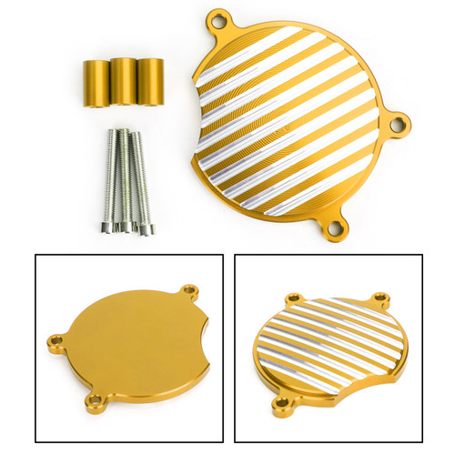 CNC Right Crankcase Cap Cover for Honda CMX 500/300 Rebel 2017-2019 GOLD