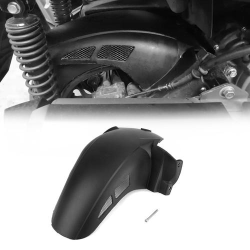 Rear Fender Tire Hugger Mudguard for Yamaha X-MAX 300 2017-2020 Black