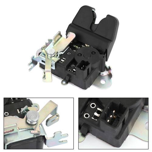 Trunk Latch 81230-A7030 Fit For Kia Forte 2DR 4DR 13-18 Black