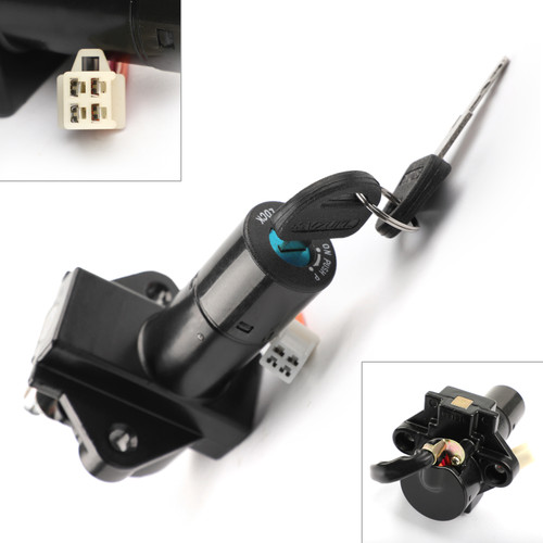 Ignition Switch Lock Keys Fit For Suzuki GS750D Speichenrad 750E Gussrad 850 G L 77-86 GS1000 Speichenrad E/H/L Sport Kardan 78-81
