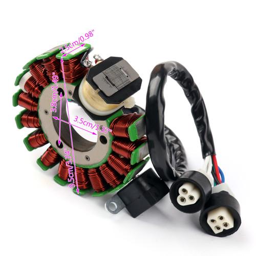 Generator Stator Coil For Yamaha YFM225 Moto-4 86-88 YFM250 Moto-4 89-91