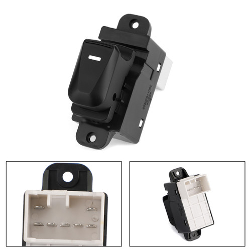 Power Window Sub Switch 93580-2S000 Fits For Hyundai Tucson ix35 10-14 Black