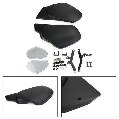 Side Cover Fairing Fit For Yamaha XSR700 16-20 Black