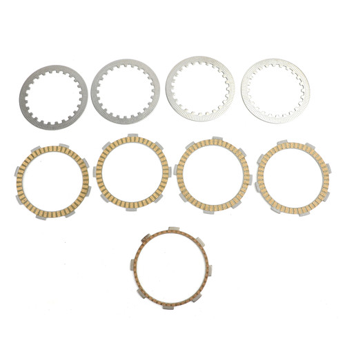 Clutch Plate Kit Fit For Honda CA125 Rebel CA125 S/T 95-96