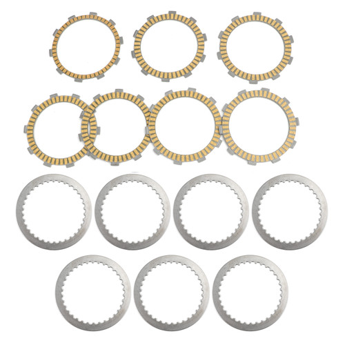 Clutch Plate Kit Fit For Honda FT500C 1982-1983