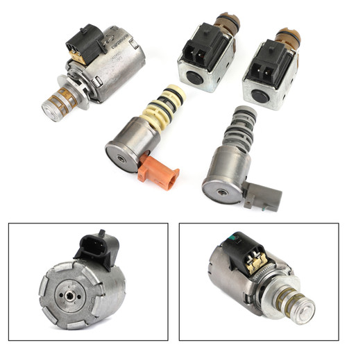 Transmission Solenoid Kit Fits For GM Products with the 4L60E Model Automatic Transmission 03+