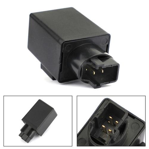 Turn Signal Indicator Flasher Relay Module Fit For Honda VFR800F Interceptor CB500X CBF1000FA (FAA) 14-15 VFR1200FD 10-14
