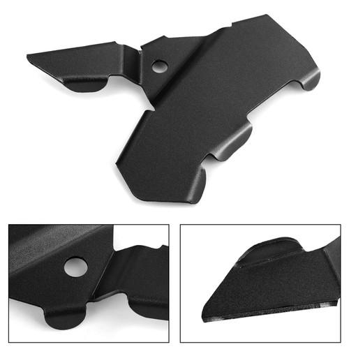 Side Cover Fairing For SUZUKI DRZ400S/E DRZ400SM 00-20 Black