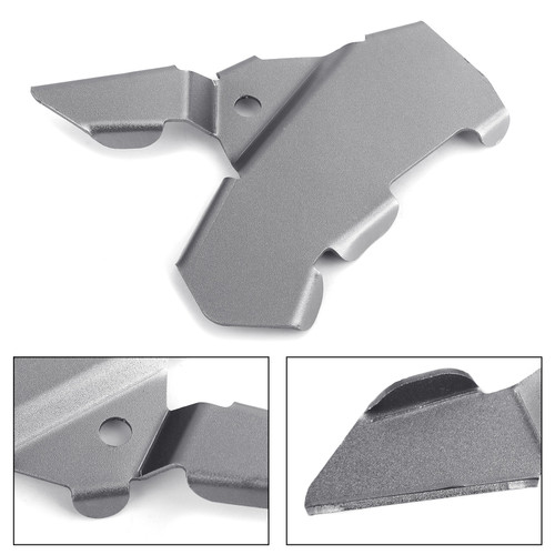 Side Cover Fairing For SUZUKI DRZ400S/E DRZ400SM 00-20 Titantum