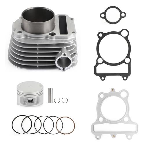 Cylinder Piston Rings Top End Kit Set Fit for Yamaha XT225 Serow 92-20 TTR225 99-04 TTR230 05-16
