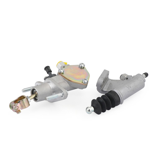 Clutch Master + Slave Cylinder Fit For HONDA ACCORD CIVIC CRV ELEMENT ACURA RSX TSX 03-09