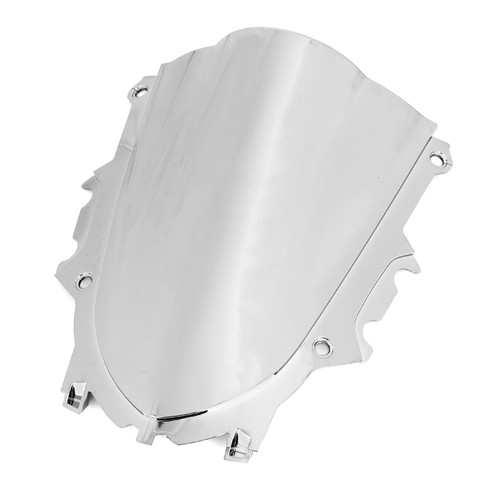 ABS Plastic Windshield Windscreen Fit For Yamaha YZF R3 19-20 Chrome