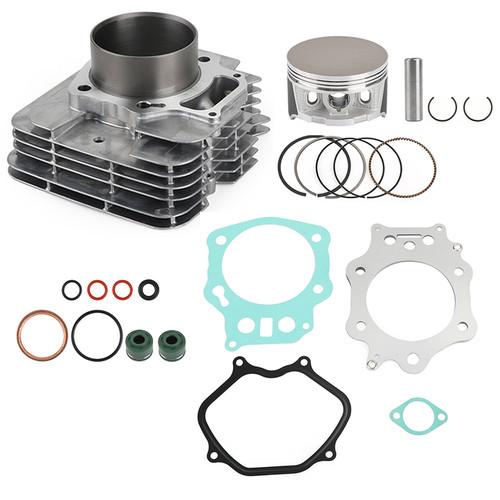 Cylinder Piston Ring Gasket Top End Rebuild Kit Fit for Honda TRX450S/ES TRX450FE/FM Foreman 450 88-04