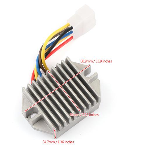 Voltage Regulator Rectifier Fit For John Deere Gator 6x4 Gator CS Gator CX Gator and TS Gator