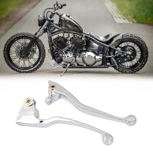 Brake Clutch Levers for Yamaha Dragstar XVS400 96-02 XVS650 97-02