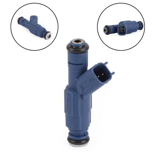 1PCS Fuel Injectors 0280156127 Fit For Fitd Mustang 4.6l 5.0l V8 96-14 Blue