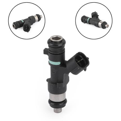 1PCS Fuel Injectors Fit For Nissan Pathfinder Armada 04 Titan 04-12 Xterra 4.0L V6 05-14 Black 0280158007