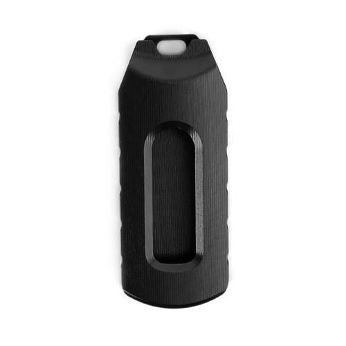 CNC Aluminum Key Case Cover Shell Holder Fit for Honda ADV 150 19-20 X-ADV 750 17-20 PCX 125/150 FORZA 18-20 Black