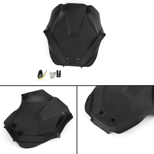 Front Engine Cover Guard Fit for BMW R1200GS LC ADV R1200RT R1250 R/RS/RT 13-20 Black