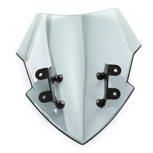 Windshield Fit for Yamaha MT-15 18-21 Gray