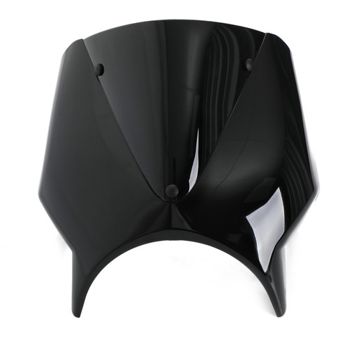 Windshield Fit for Yamaha XSR700 XSR900 2020 Black