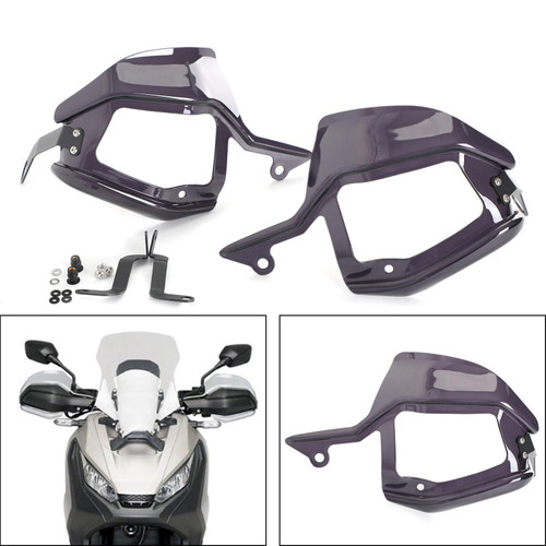 Motorcycle Protector Hand Guards Fits For Honda X-ADV750 17-20 Brown