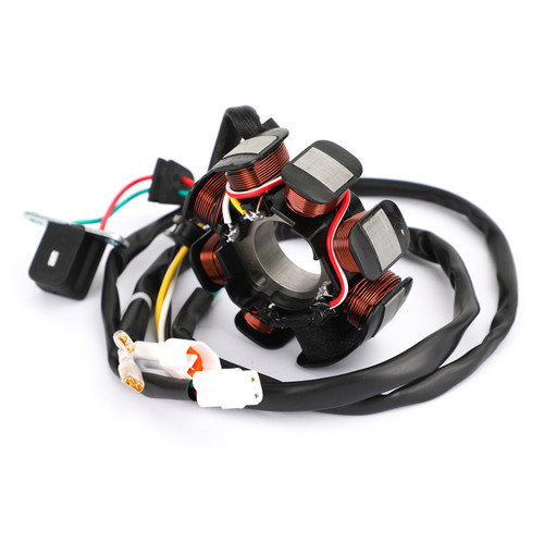 Magneto Generator Engine Stator Coil Fits For Beta RR 2T 125 250 300 4T 350 400 430 450 480 498 520, Racing 2010-2018