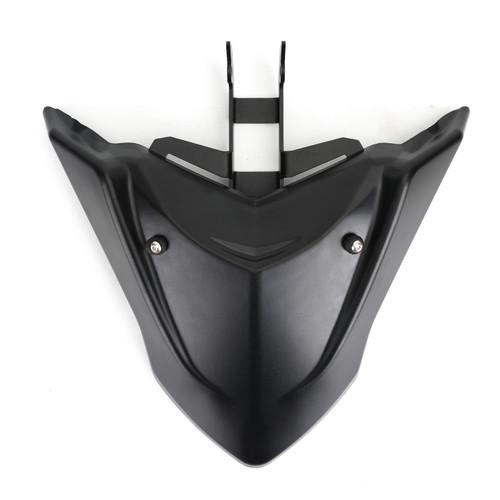 Front Fender Beak Extension Fit For Yamaha Tenere 700 2019-2020 Black