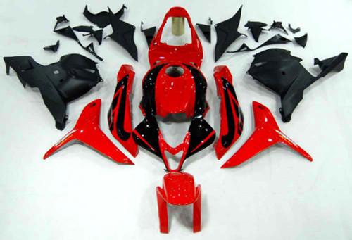 ABS Injection Mold Bodywork Fairing Kit For Honda CBR600RR 2009 2010 2011 2012