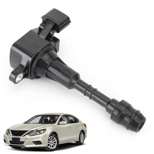 Ignition Coil 224488J111 Fit For Nissan Altima V6 3.5L 03-06 Suzuki Equator V6 4.0L 09-12 Black