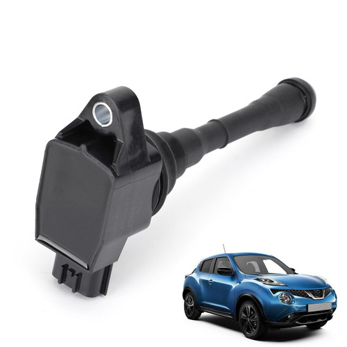Ignition Coil 224481KC0A Fit For Nissan Juke 11-17 Rogue Sport 17-20 Sentra 17-19 Black
