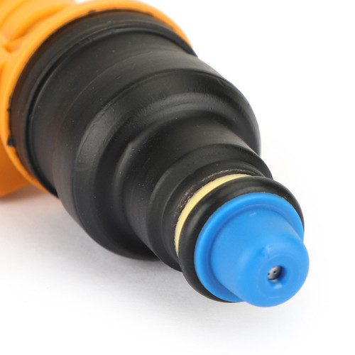 6pcs Fuel Injector Connectors Fit For BMW 535I 85-1993 735IL 98-92 635CSI 85-89