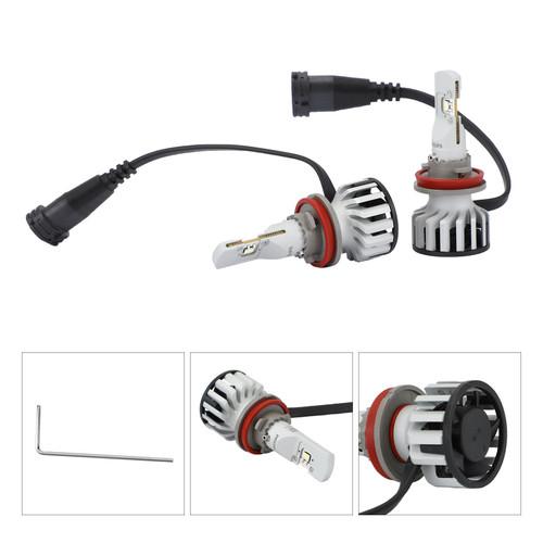 12-24V 15W H11 Genuine Philips Bulbs 11362U50CW