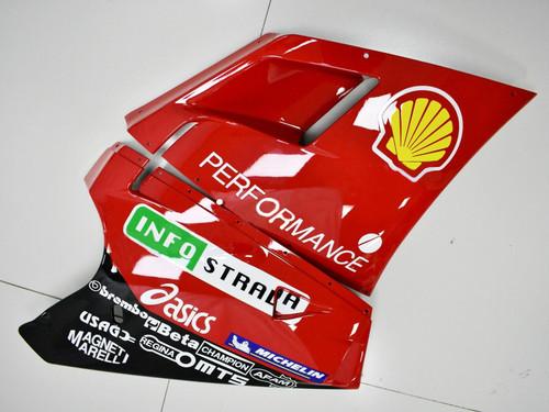Fairing Kit For 1996-2002 Ducati 996 748 Red White Bodywork