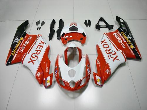 Fairing Set Bodywork ABS fit For 2003-2004 Ducati 999 749